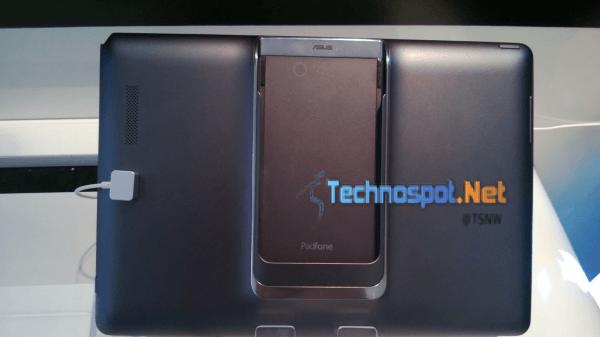 Asus padfine tablet