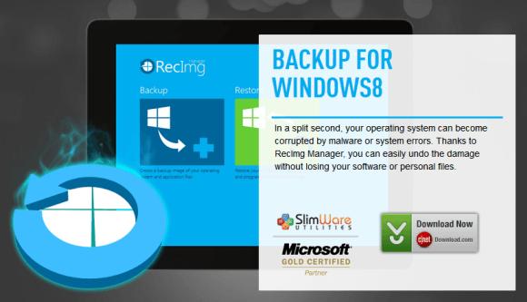 Backup for Windows 8