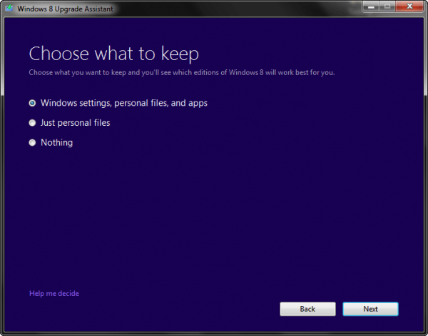 Windows 10 Upgrade Checklist