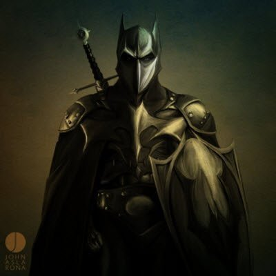 Dark Knight Middle Age
