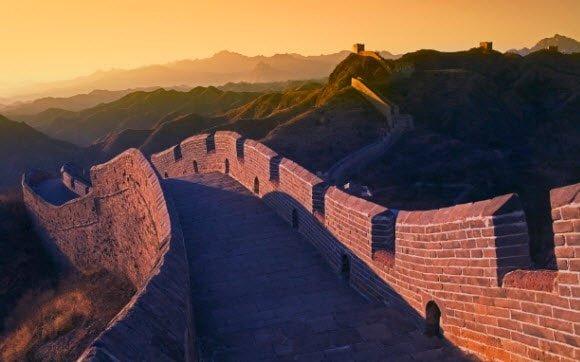 Download China Free Windows 7 theme Great Wall of China