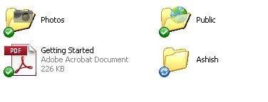 Dropbox File Sync
