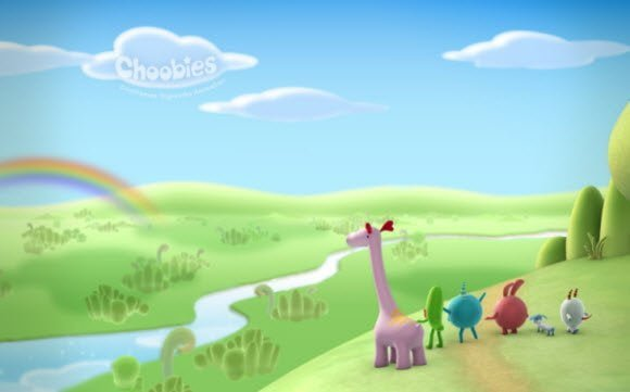 Free Download Choobies theme for Windows 7