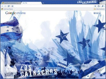 Free Download Honduras theme for Google Chrome