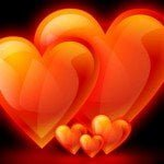 Free Download Valentine Day wallpaper pack Family of hearts
