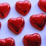 Free Download Valentine Day wallpaper pack red hearts