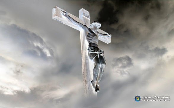 Free Download Windows 7 Jesus Christ Theme
