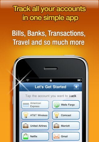 Free app to perform all your finance related operations in one place iPhone