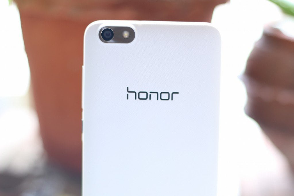 Honor 4 X Camera