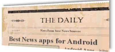 List of Best News apps for Android