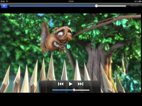 Most popular Media Player VLC comes to iPad
