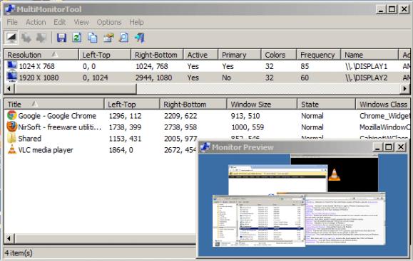 Multi Monitor Tool