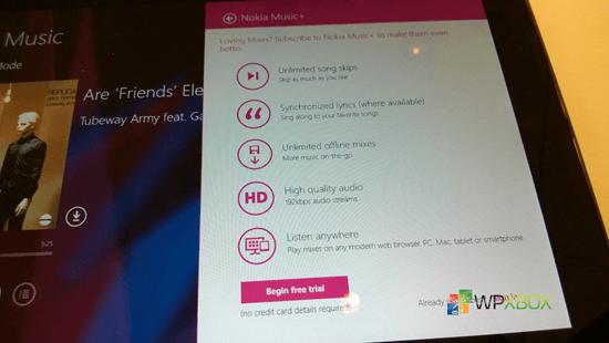 Nokai Music Plus Features