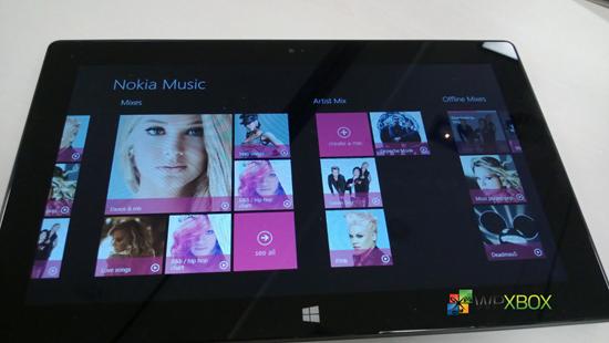 Nokia Music on Windows RT and Windows 8