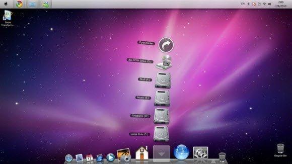 STP Mac Theme
