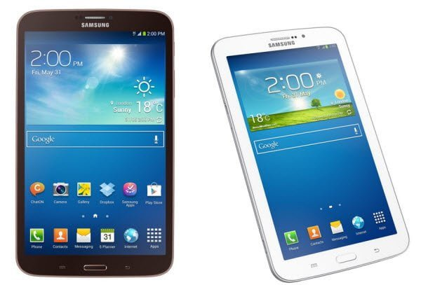 Samasung Galaxy Tab 3