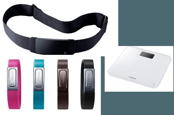 Samsung S4 Health Accessories