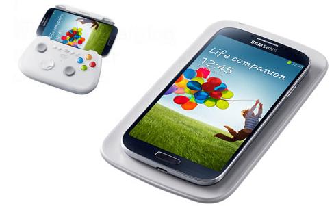 Samsung S4 gaming Pads