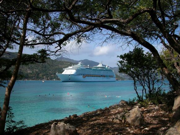Ship and Tree