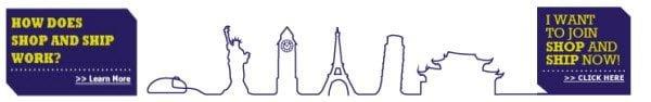 Shop and Ship Logo