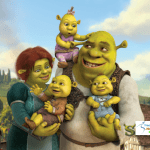 Shrek Forever After With Family