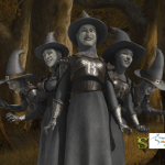 Witches in Dress Code