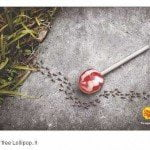Sugar Free Lollipop Avoided by Ants