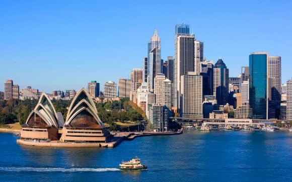 Sydney Australia Theme for Windows 7