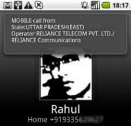 Trace a mobile phone number in India with free Android apps