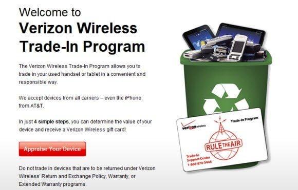 Verizon Trade-in
