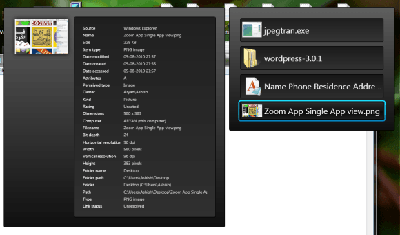 Visual Clipboard Manager