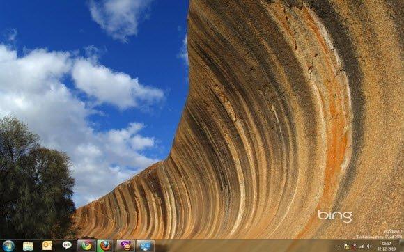 Windows 7 Australia Wallpaper
