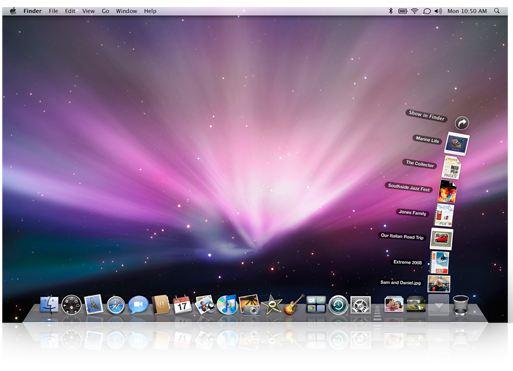 Windows 7 Mac Theme