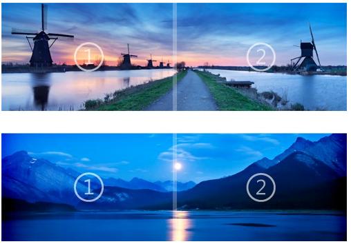 Windows 8 Panoramic Theme