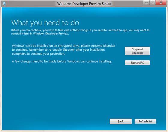 Windows 8 Uninstalling Apps