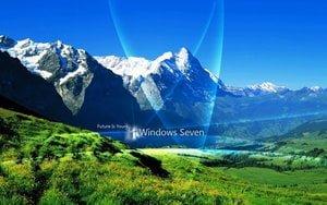 Windows 7 Himalayan Wallpaper