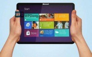Windws 8 Tablet