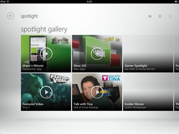 Xbox Spotlight videos and news