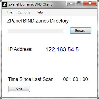 Update Zone files & Remote DNS records