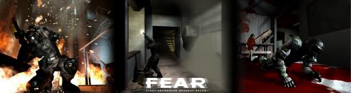 Game Fear : Triple Monitor Wallpaper