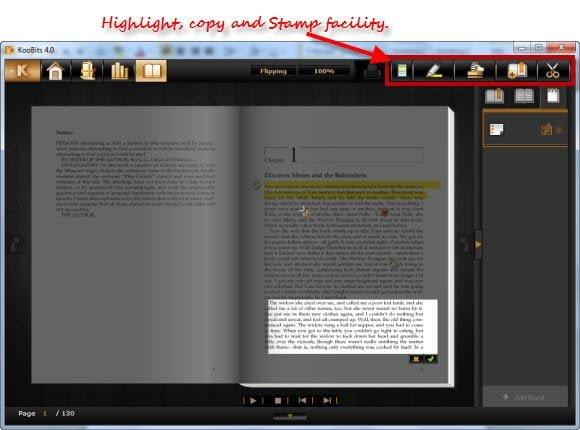 free ebook reader to read PDF, EPUB, XML, HTML, KBJ, and more