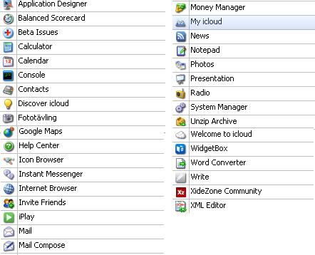 Icloud Applications