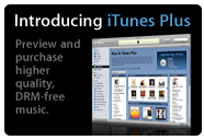 Itunes DRM free music