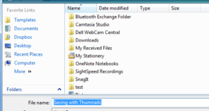 Create Thumbnail of Microsoft Office Documents