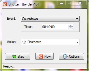 Shutter Display